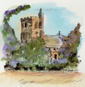 Kent church 001