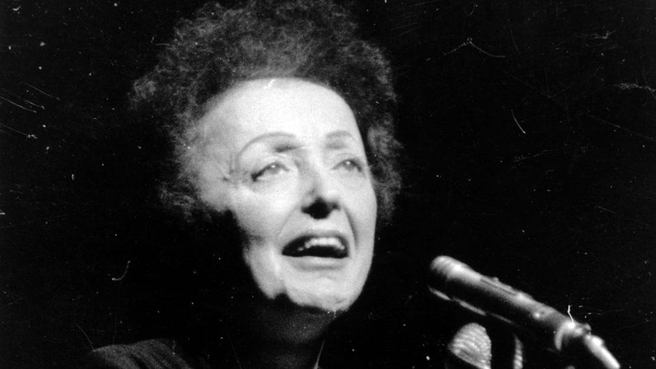 Edith Piaf Singing Edith Piaf