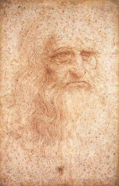 a Leonardo_da_Vinci_-_Self-Portrait_-_WGA12798