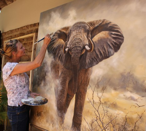 karen, elephant