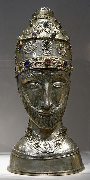 299px-Reliquary_of_Pope_Sylvester_I_PEAE_Zadar