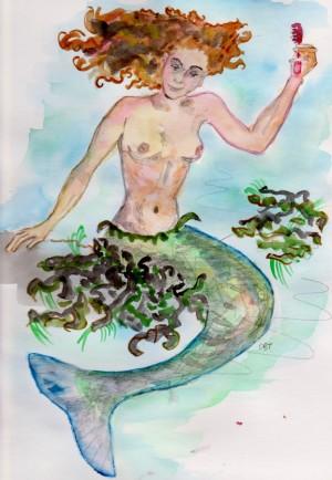 mermaid 001