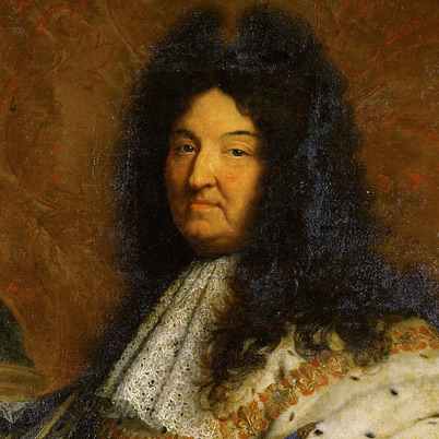 the reign of king louis xiv Back on the details of the death, autopsy and funeral of france's king louis xiv   in versailles and, as an epilogue, the very first actions of the following reign.
