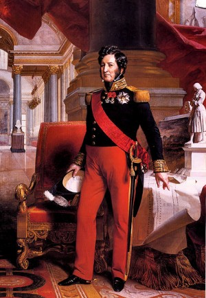 last king of france