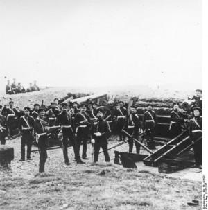 Deutsch-französischer Krieg 1870/71, Paris, Belagerung