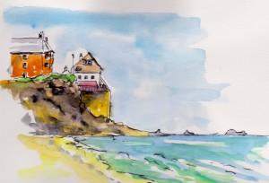 cliff village 001