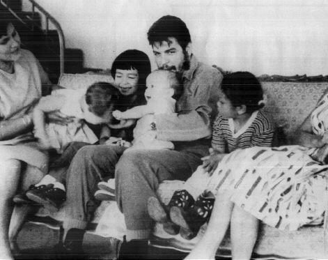 Che_Guevara_-_Familia