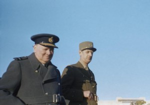 de G Churchill marrakesh 1944