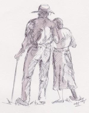 old couple Guatemala 001