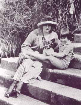 colette with daughter