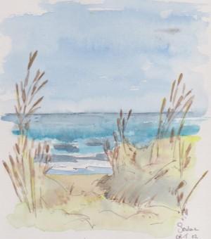 beach at Soulac 001