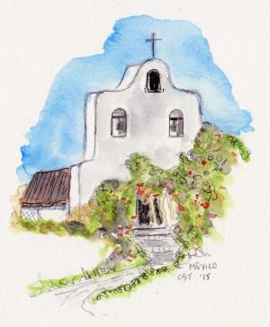 mexico church 001